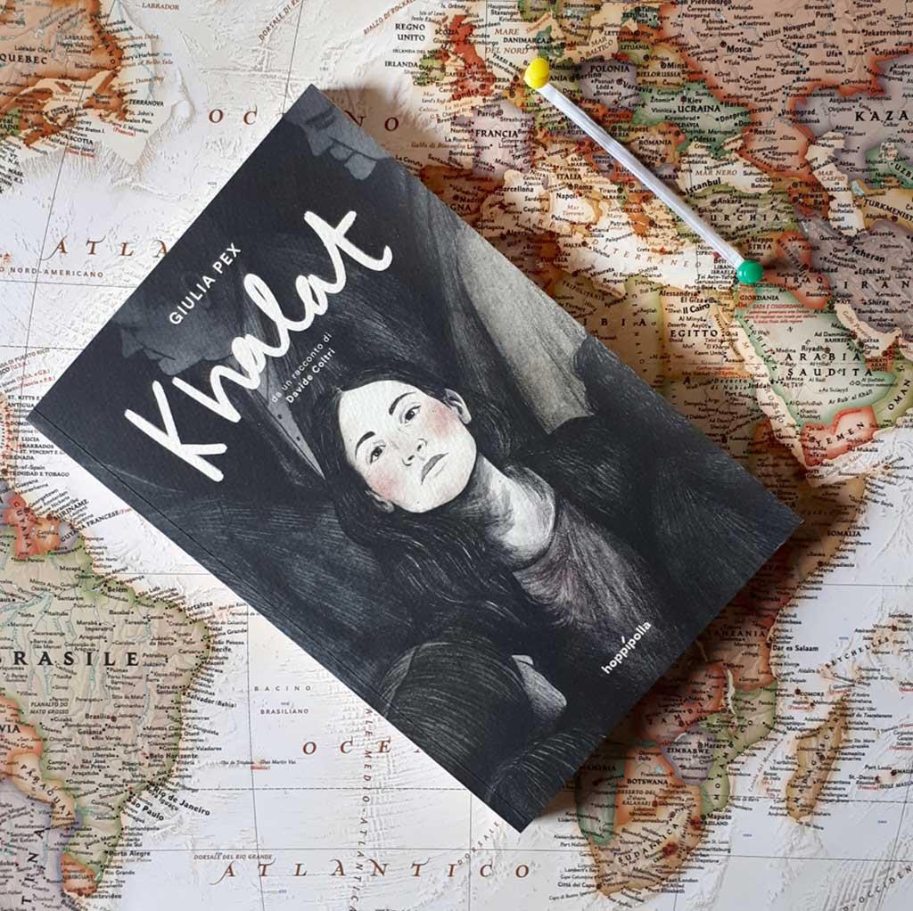 Pax Khalat Hoppipolla | IL MAPPALIBRO