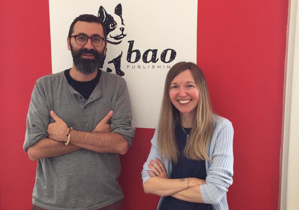 Teresa Radice e Stefano Turconi: il fumetto senza confini