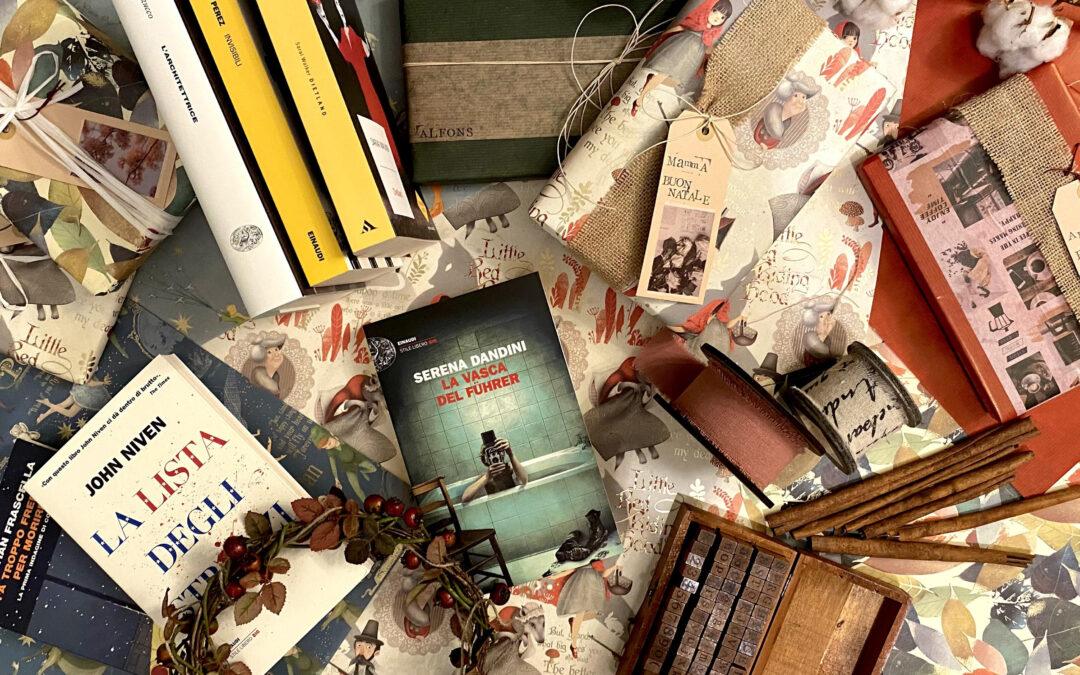 Regala il libro giusto a Natale!