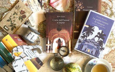 Libri per le vacanze 2021: viaggio in India