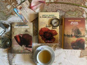 Trilogia dell'Ibis di Amitav Ghosh